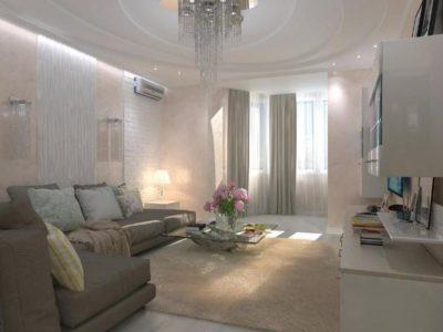 ремонт, стоимость, квартира, однокомнатная