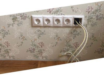 Электрика в квартире своими руками