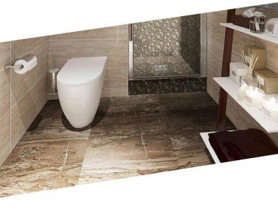 Теплый пол в квартире: в ванной и на кухне