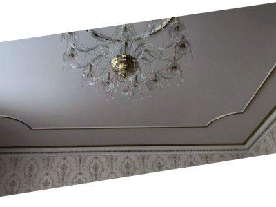 Виды ремонта потолка