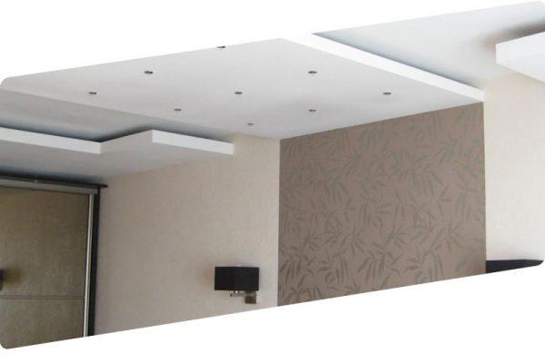 Что делать, если потолок кривой? Как исправить?