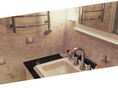 10 этапов ремонта ванной комнаты