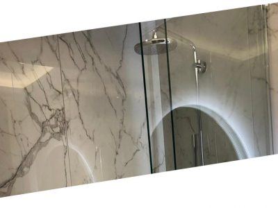 5 вариантов отделки стен ванной комнаты
