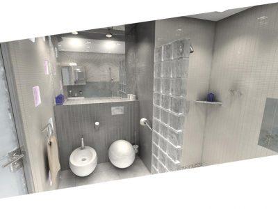 Чем отделать стены в туалете? 5 способов