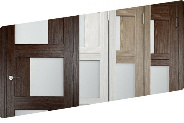 Как выбрать цвет межкомнатных дверей в квартире