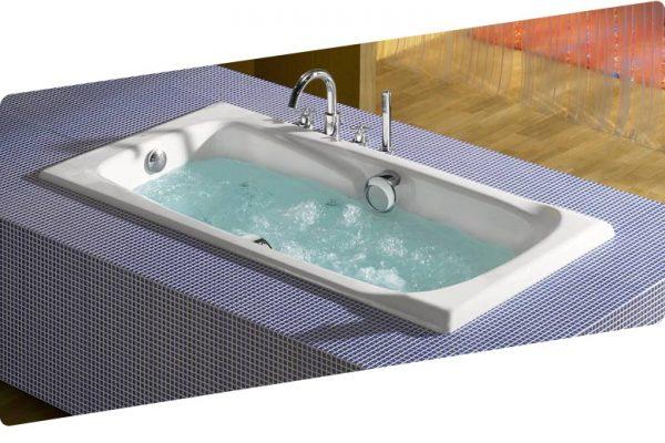 Акриловая или чугунная ванна: что лучше