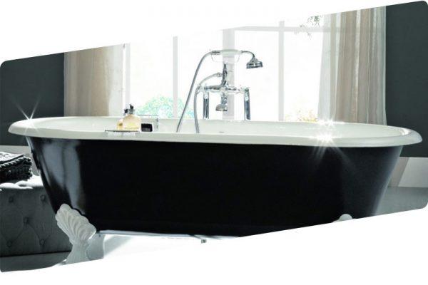 ТОП-5 лучших производителей чугунных ванн